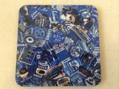 Detroit Lions Coaster - Browning