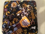 Cavs Champions Coaster 4 Piece Set