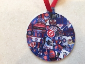 Chicago Cubs Ornament