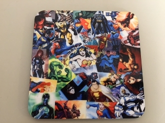 Super Hero Coaster