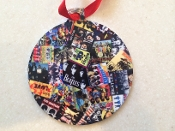 Beatles Ornament