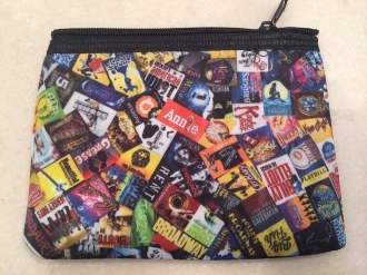 Broadway Zipper Wallet