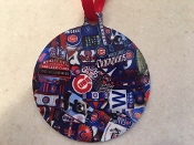Chicago Cubs Ornament World Series