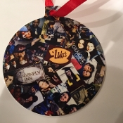 Gilmore Girls Ornament