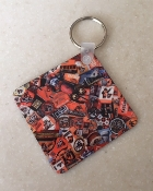 Bowling Green Key Chain