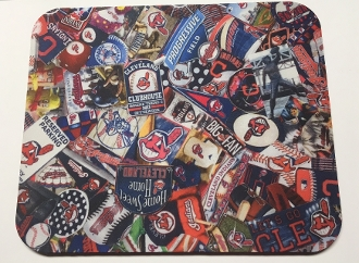 Cleveland Indians Mouse Pad