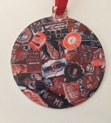 Detroit Red Wings Ornament