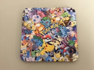 Pokemon Coaster - Browning