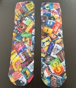 Broadway Collage Socks