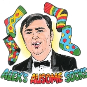 Alex's Ausome Socks