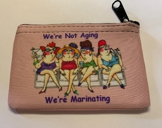 The Girls Wallet-Marinating