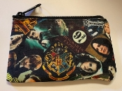 Harry Potter Zipper Wallet