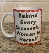 Successful Woman Mug